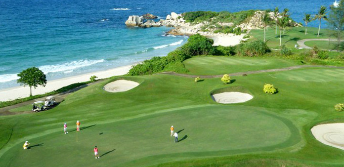 Golf Bintan Lagoon Resort
