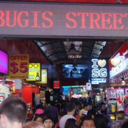 Tempat Belanja Souvenir Murah di Singapore