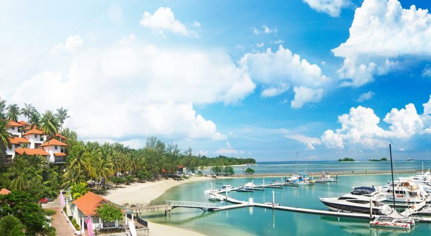 Wisata Ke Pantai Marina Batam