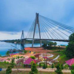 Wisata Sejarah Di Jembatan Barelang Batam