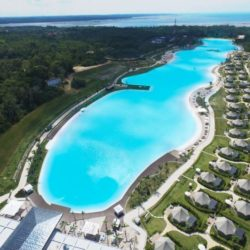 wisata treasure bay bintan crystal lagoon